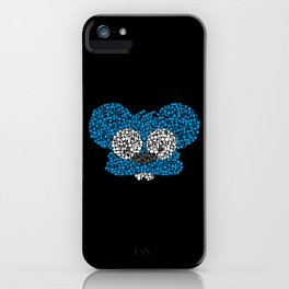 They Fight & Bite iPhone Case