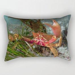 Get Off My Lawn! Rectangular Pillow
