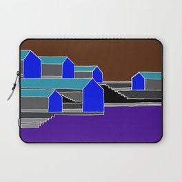 Black Stairs Laptop Sleeve