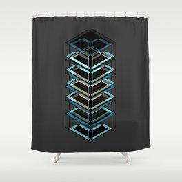 Illuminate Shower Curtain