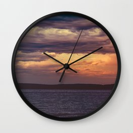 If I Could Take It All Back Wall Clock