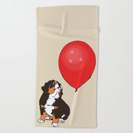 Balloon Beach Towel