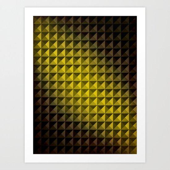 B/Y/B Art Print