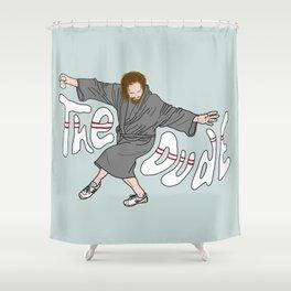 The Dude - The Big Lebowski Shower Curtain