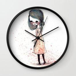 Second Sister Wall Clock
