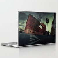 surrealism Laptop & iPad Skins featuring surrealism by Chirko.Roman