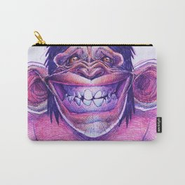 CHIMPFACE Carry-All Pouch