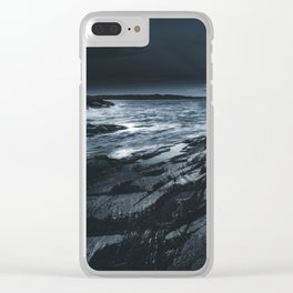 Courted by sirens Clear iPhone Case