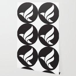 LFN b&w logo Wallpaper