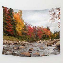Autumn Creek Wall Tapestry