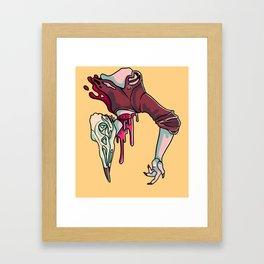Jiij Framed Art Print