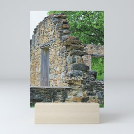 Doorway to Nowhere Mini Art Print