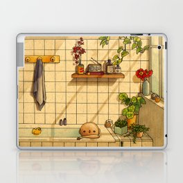 Bathroom Laptop & iPad Skin