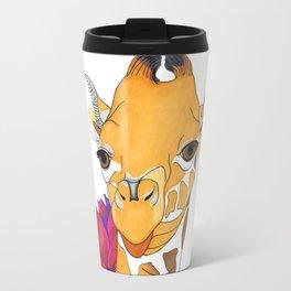 Josephine the Giraffe Travel Mug