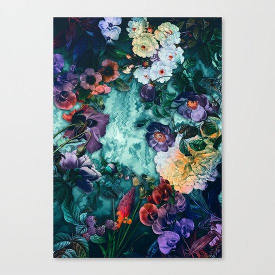 Dream garden Canvas Print