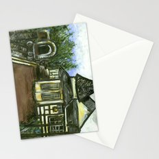 New Hope Train Station Stationery Cards
