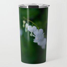Cinderella Flowers Travel Mug