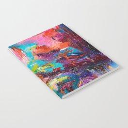 RAIN FALL DOWN Notebook