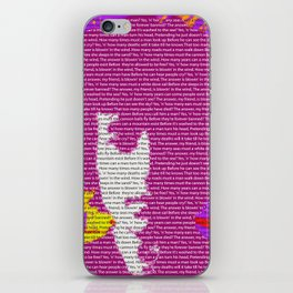 Bob Dylan wins 2016 Nobel Prize in Literature for his songwriting iPhone Skin