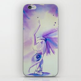 Ballerina iPhone Skin