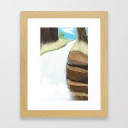 Naturalize Framed Art Print