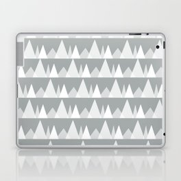 Scandinavian Trees | gray Laptop & iPad Skin