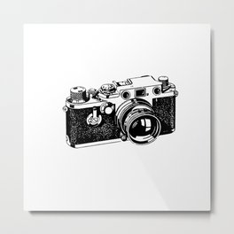Rangefinder Metal Print