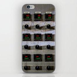 Control. iPhone Skin