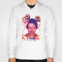 actor Hoodies featuring Steve Buscemi and donuts by Thubakabra