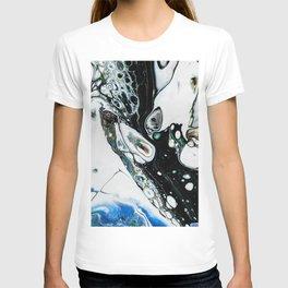 Abstract Melt IX T-shirt