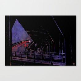 Drive 1 Canvas Print