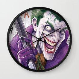 Joker NYCC 2015 Wall Clock