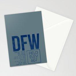 DFW Stationery Cards