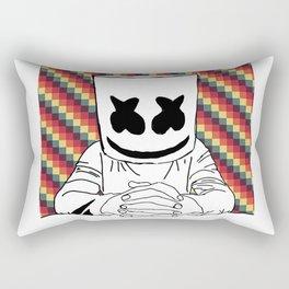 slow mellow Rectangular Pillow