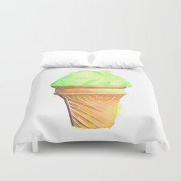 lemon icecream Duvet Cover