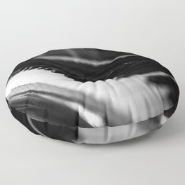 piano music aesthetic close up elegant mood art photography Floor Pillow