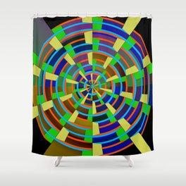 Dynamo, 2400v Shower Curtain