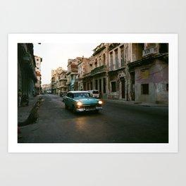 Galiano Art Print