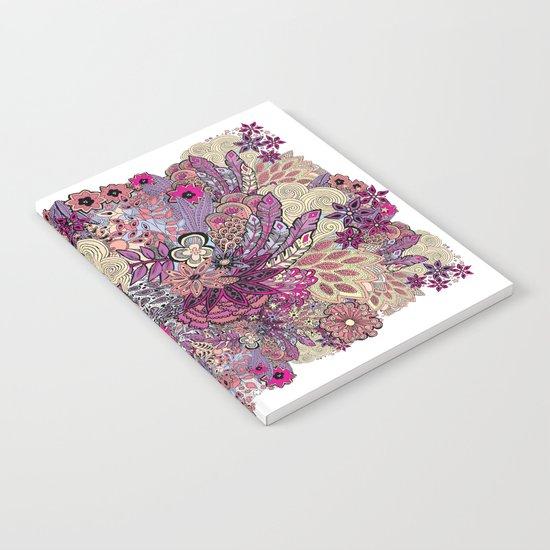 Vernal rising Notebook