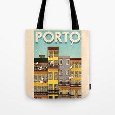 Portugal - Porto Tote Bag