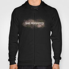 She Persisted - Gold Dust Hoody