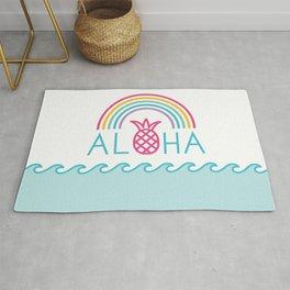 Aloha Rainbow Rug