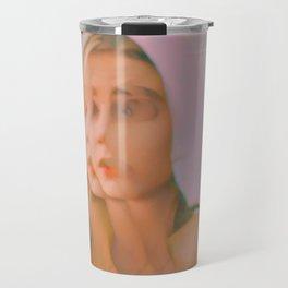 Changing Faces Travel Mug