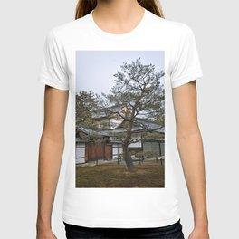 Golden Pavilion in Kyoto, Japan T-shirt