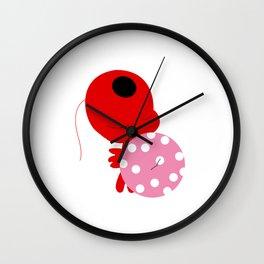 Tikki Wall Clock