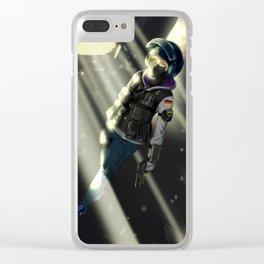 IQ Clear iPhone Case