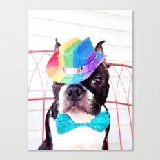 Have a little Pride Canvas Print