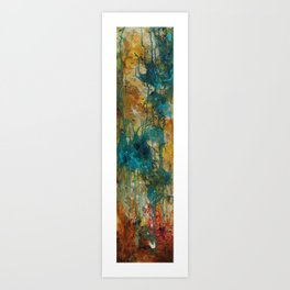 The Canyon Series (Whole Piece) Art Print