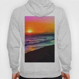 Rainbow Sunset Hoody