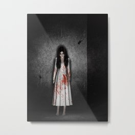 The dark cellar Metal Print